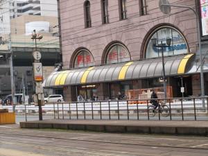 阪堺電車 阿倍野駅