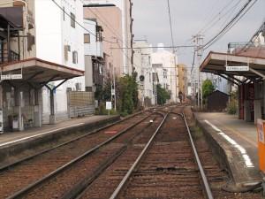 阪堺電車 松虫駅
