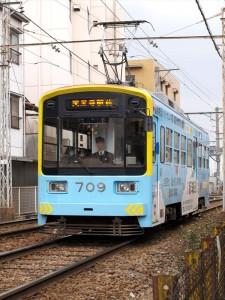 阪堺電車 車体2