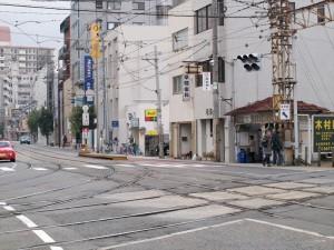 阪堺電車 住吉駅