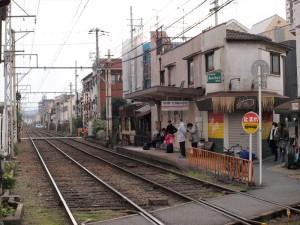 阪堺電車 細井駅