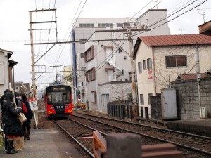 阪堺電車 細井川駅