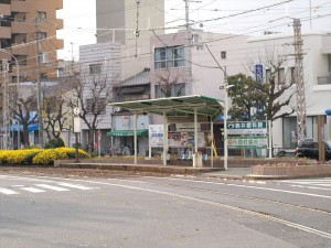 阪堺電車 綾ノ町駅