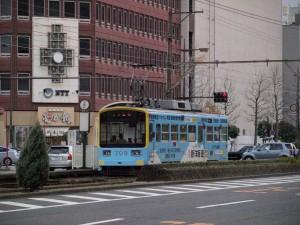 阪堺電車 花田口駅
