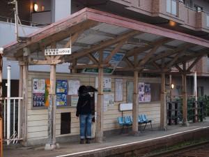 阪堺電車 石津駅