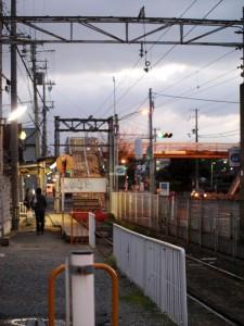 阪堺電車 浜寺駅1